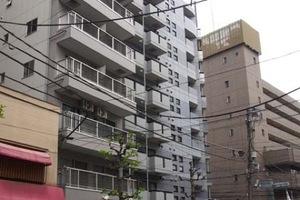 竹内マンション(台東区駒形)の外観