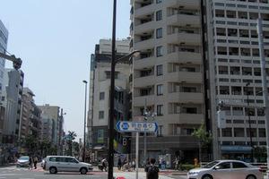 アルカーデンシティリンクス新宿の外観