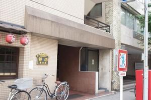 パステルコート神田岩本町のエントランス