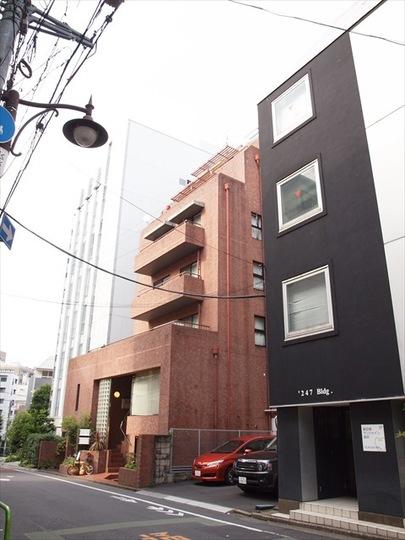 千代田富士見スカイマンションの外観