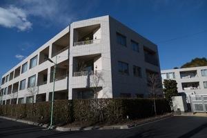パークハウス玉川岡本の外観
