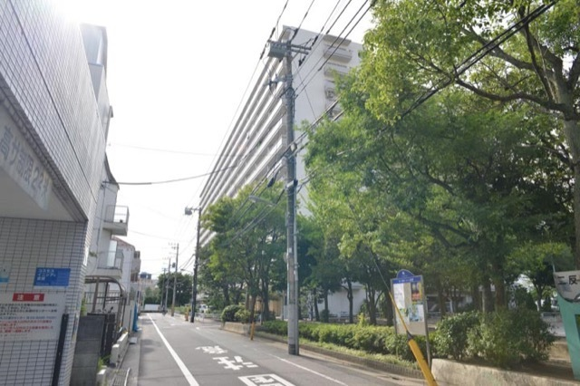 宇喜田住宅の外観