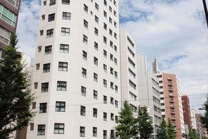 ハーモニーレジデンス千代田岩本町の外観