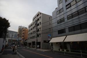 パークハイム三田の外観
