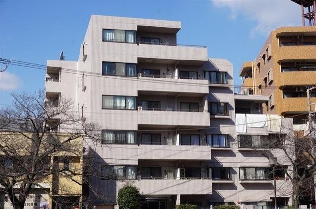 横浜南太田ガーデンハウス