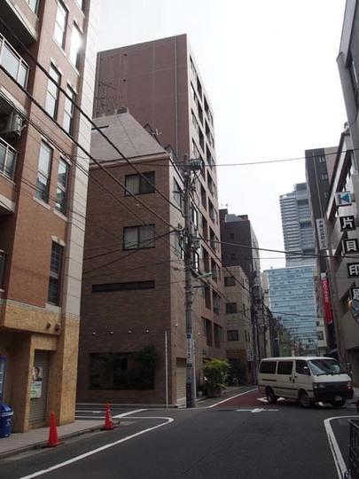 ライオンズマンション日本橋浜町第2の外観