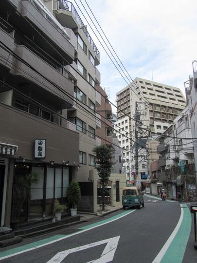 ニューキャピタル渋谷の外観