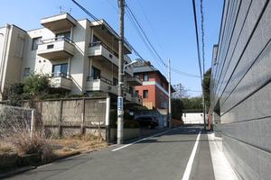松濤シティハウスの外観