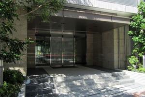 ベリスタ文京関口(新宿区)のエントランス