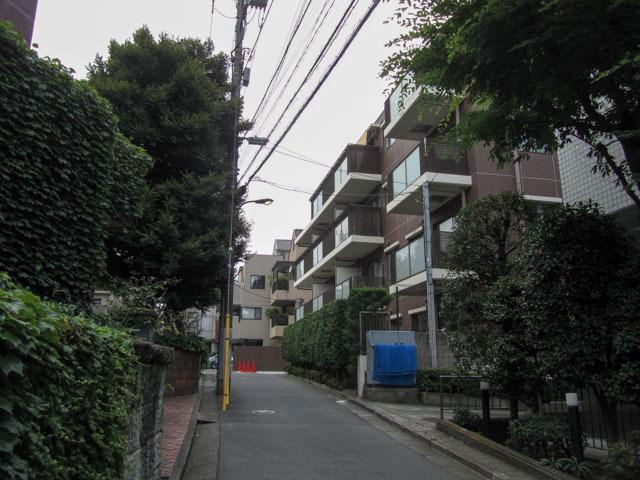 パークハウス高田馬場公園アーバンスの外観