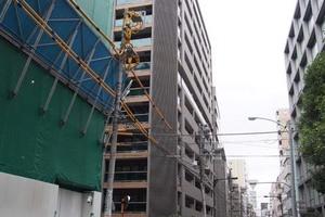 クレストフォルム日本橋シティスクエアの外観