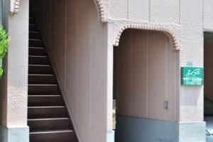 サンライズコート江戸川のエントランス