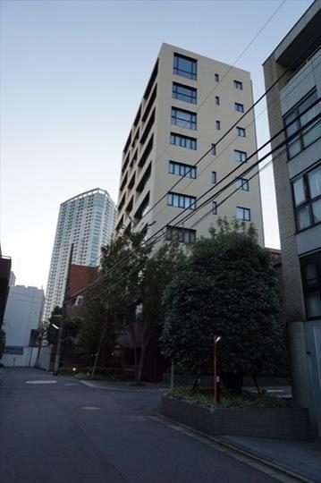 ジオ赤坂丹後町の外観
