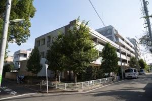 イトーピア桜新町イストハウスの外観