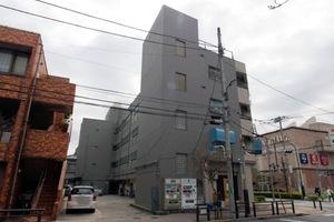 竹ノ塚マンションの外観