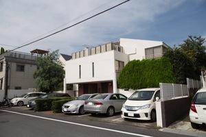 上野毛タウンホーム2の外観