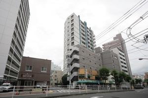 藤和シティホームズ武蔵小山駅前の外観