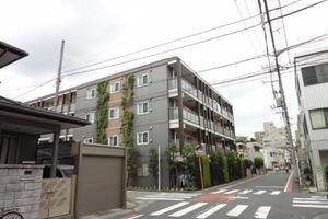 リリーベル葛飾鎌倉サーモスの外観