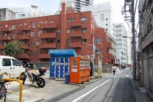 ハイライフ西新宿の外観