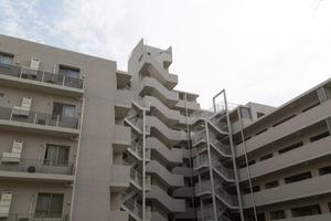 高井戸パークハウスの外観