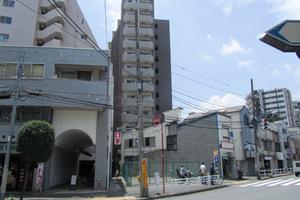日神デュオステージ新宿若松町の外観