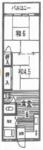 富士見台パールマンションの間取り