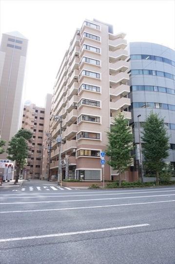 アールケープラザ横浜3の外観
