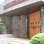 ガラシティ駒沢大学のエントランス