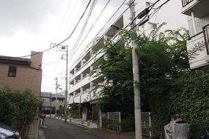 サンパレス田端壱番館の外観