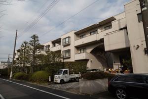 上用賀タウンホームの外観
