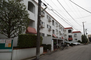 駒沢ガーデンハイツの外観