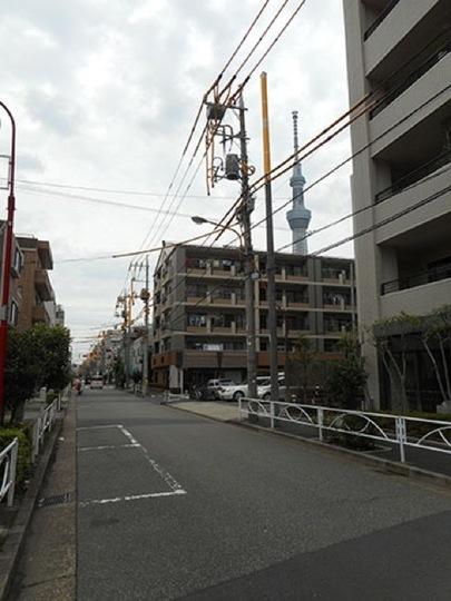 シャリエ錦糸町の外観