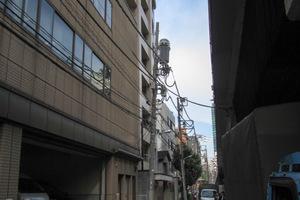 ペイサージュ渋谷ファーストの外観