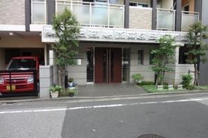 リリーベル葛飾鎌倉サーモスのエントランス