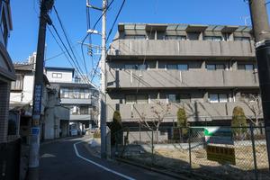 ルーブル渋谷本町の外観