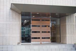 サンヴェール日本橋水天宮のエントランス