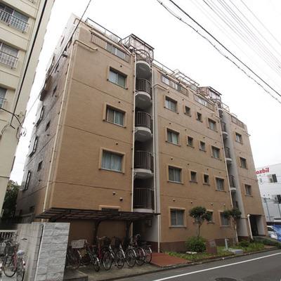 キャニオンマンション第6高島平