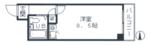恒陽サンクレスト高円寺の間取り