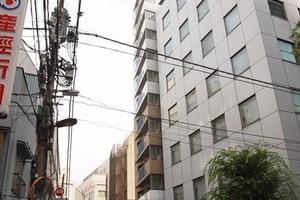 ガラシティ神田淡路町の外観