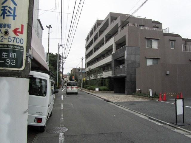 クレストフォルム中野弥生町の外観
