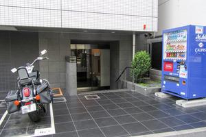 セジョリ北新宿のエントランス