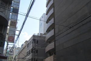 ロイヤルガーデン恵比寿公園通りの外観