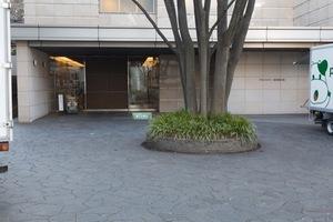 グランドメゾン三軒茶屋の杜のエントランス