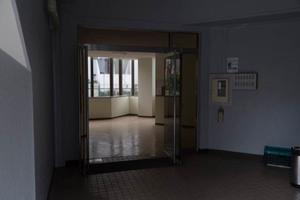 四谷軒第5経堂シティコーポのエントランス