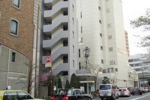 エスポワール渋谷松涛の外観