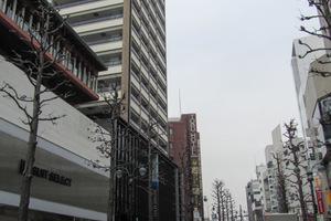 アトラス渋谷公園通りの外観