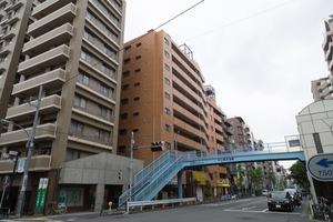 ライオンズマンション中村橋駅前の外観