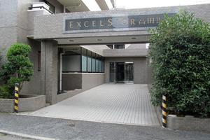 エクセルシオール高田馬場のエントランス