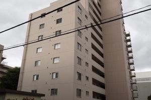 江古田パークマンション(A棟・B棟)の外観