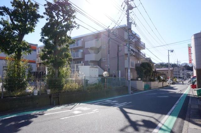 新横浜コートの外観